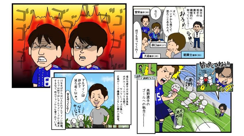 【日本代表】2019アジアカップ特集!