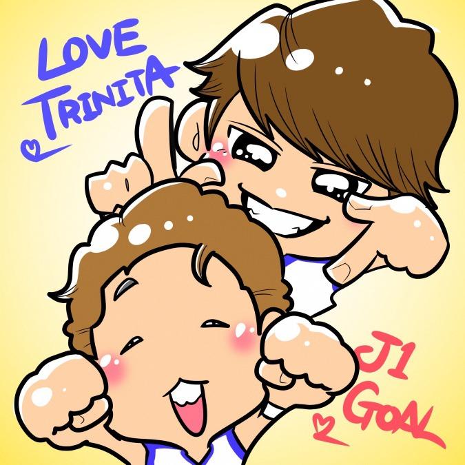 LOVE TRINITA