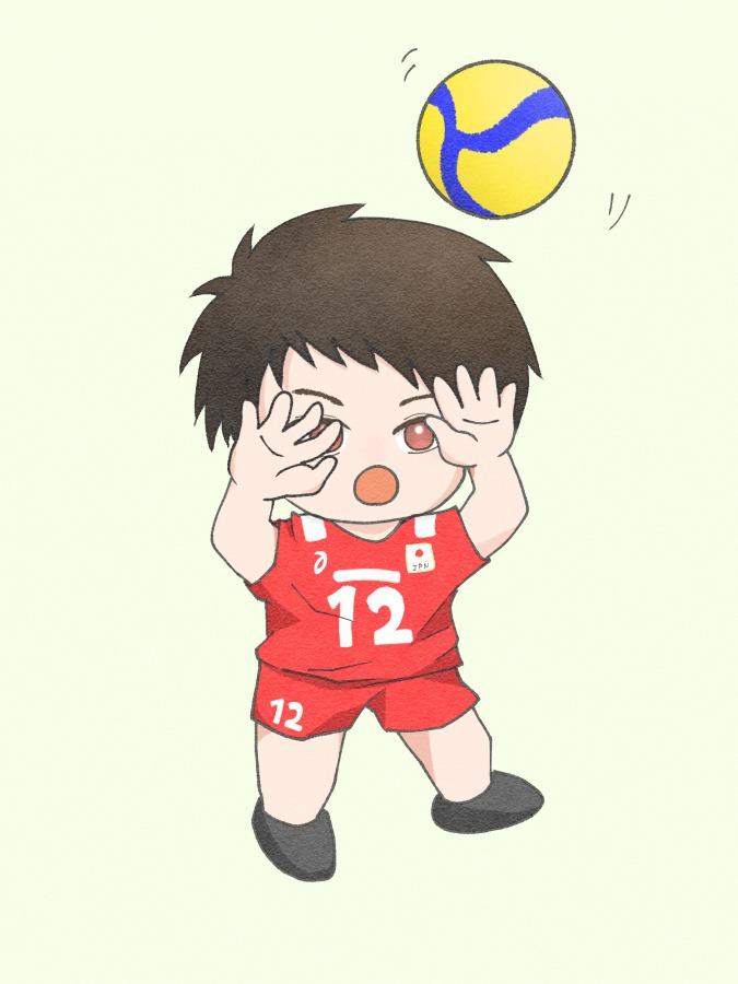 ワールドカップバレー2019 日本代表/関田誠大選手
