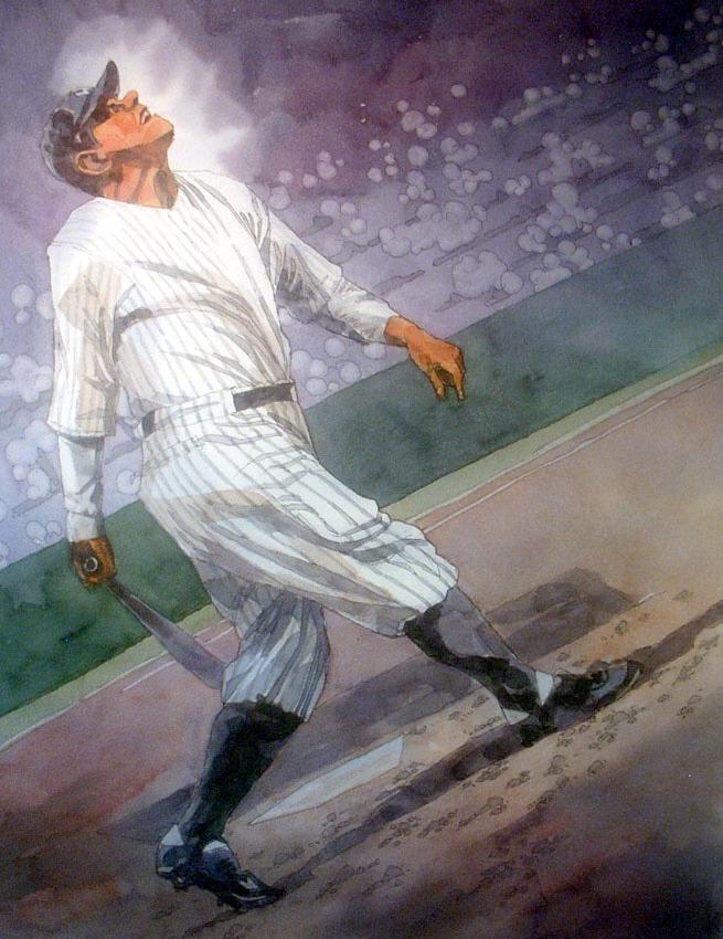 メジャーリーグ/ホームランバッター
