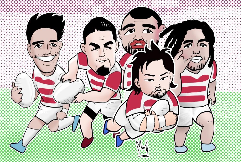 祝!歴史的快進撃ラグビー日本代表ベスト8