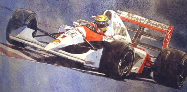 F1/世界一速い男