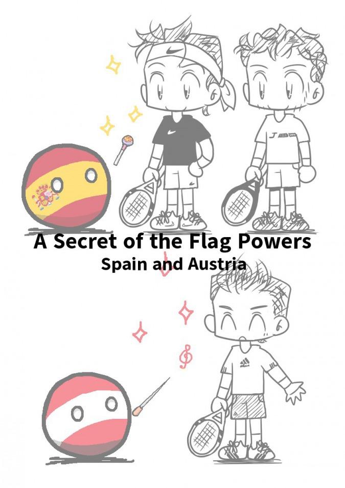 国旗パワーで各国代表ウェアにな~れ