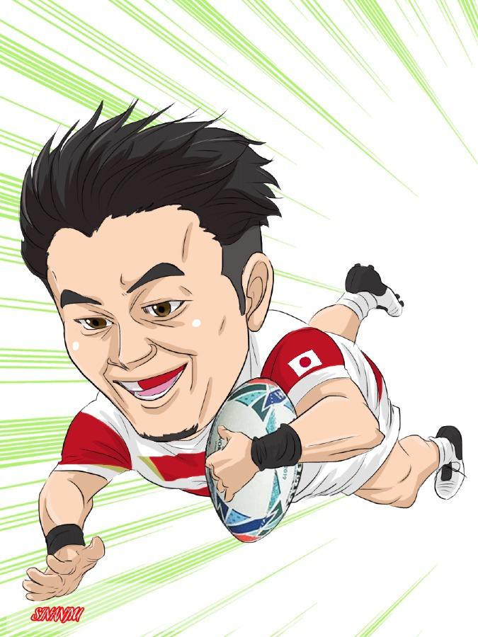 セブンス引退福岡堅樹選手