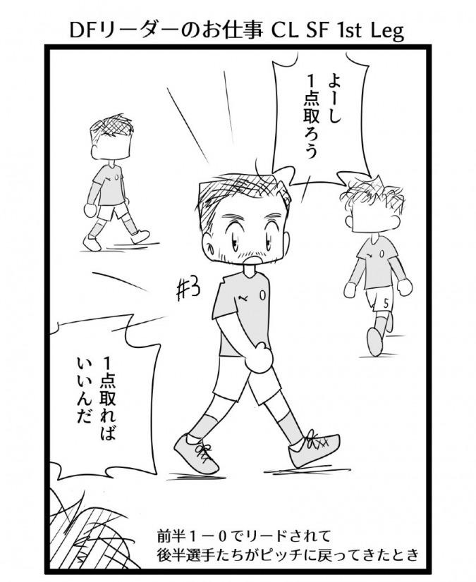 シティ3番さん DFリーダーのお仕事 CLSF編