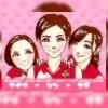 みつばち三姉妹