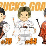 ICEBUCKS GOALIES