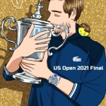 全米オープン Second time lucky
